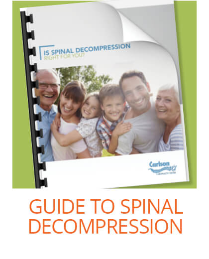 Consumer guide to spinal decompression.