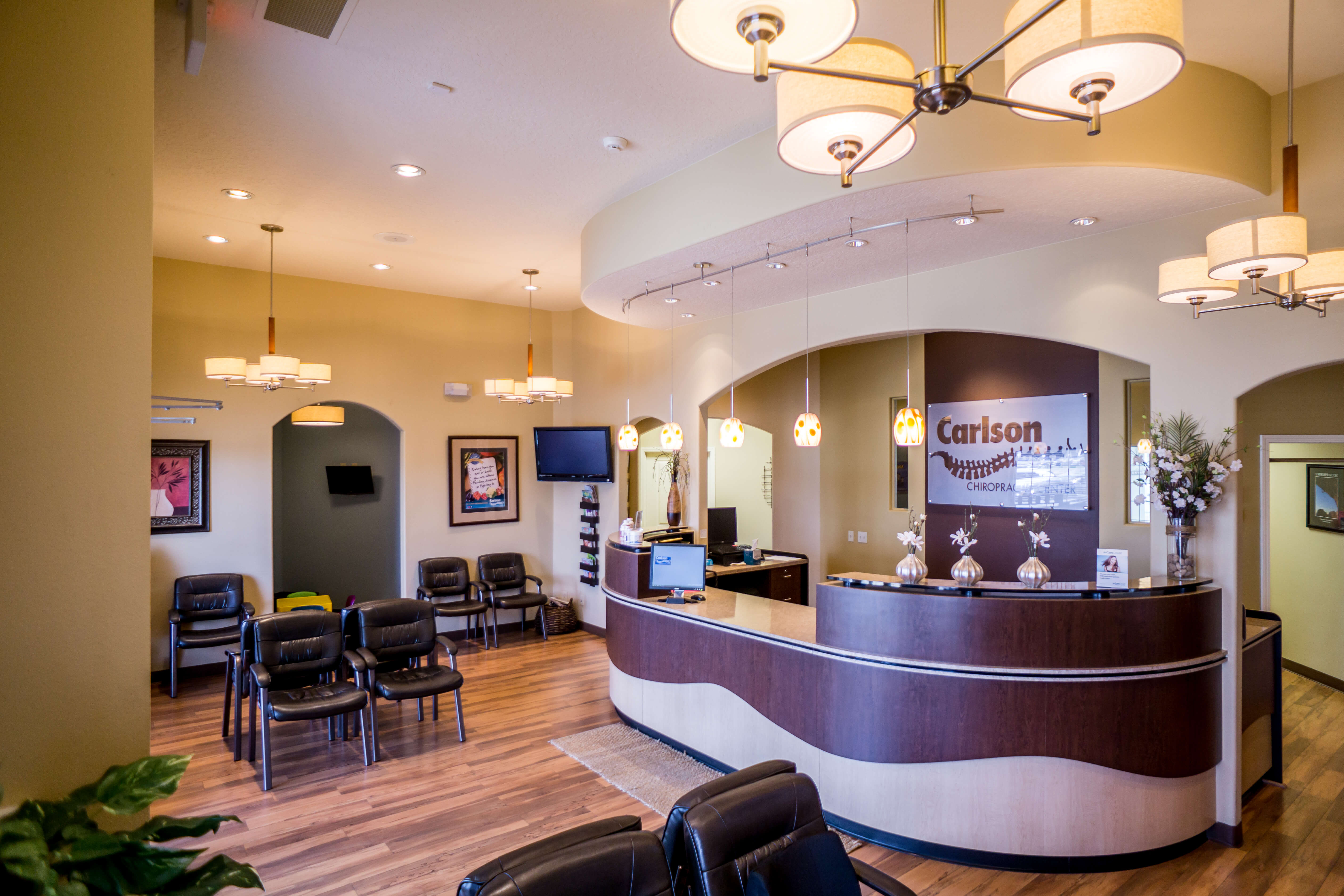 Carlson Chiropractic Center - Front Office