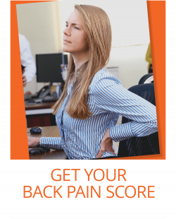 What's Your Back Pain Score
