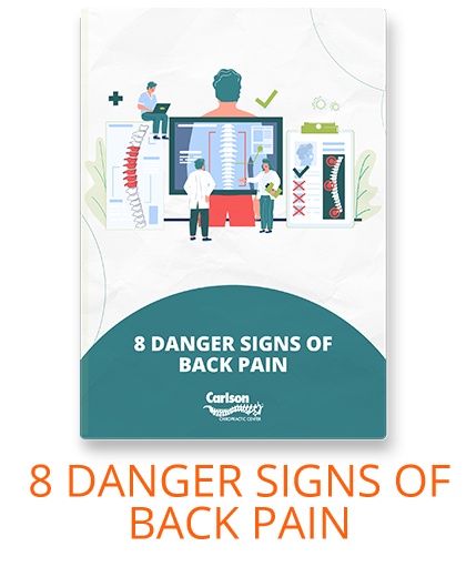 8 Danger Signs of Back Pain